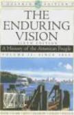 Clifford Edward Clark,Harvard Sitkoff,Joseph Kett - Enduring Vision v 2