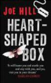 J Hill - Heart Shaped Box