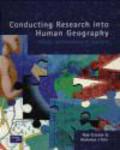 Rob Kitchin,Robert Kitchin,Nick Tate - Conducting Research Into Human Geography