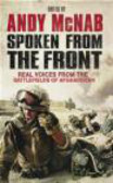 Andy McNab,A McNab - Spoken from the Front