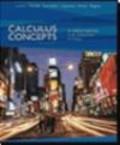 Cynthia Harris,John Kenelly,Sherry Biggers - Calculus Concepts 4e