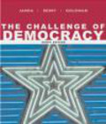Jeffrey Berry,Kenneth Janda,Jerry Goldman - Challenge of Democracy 9e