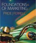 William M. Pride,O.C. Ferrell,W Pride - Foundations of Marketing