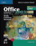 Misty Vermaat,G Shelly - Microsoft Office 2003 Introductory Concepts & Techniques