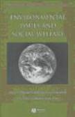 Environmental Issues & Social Welfare