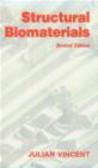 J.F.V. Vincent - Structural Biomaterials