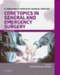 S Paterson-Brown - Core Topics in General & Emergency Surgery