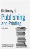 Guardian Dictionary of Publishing and Printing