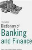 Dictionary Banking & Finance