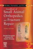 Charles E. DeCamp,Gretchen L. Flo,Donald L. Piermattei - Brinker, Piermattei and Flo`s Handbook of Small Animal Orthopedics and Fracture Repair