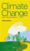 Malcolm Dowden,M Dowden - Climate Change