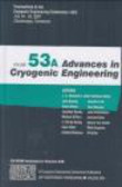 J Weisend - Advances in Cryogenic Engineering vol.53A/B