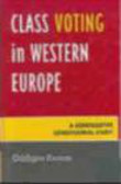 Oddbjorn Knutsen,O Knutsen - Class Voting in Western Europe