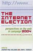 Williams - Internet Election