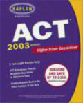 Kaplan - ACT 2003