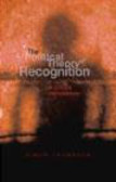 Simon Thompson,S Thompson - Political Theory of Recognition