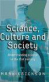 M Erickson - Science Culture and Society