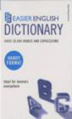 P. H. Collin,P.H. Collin - Easier English Dictionary for Students - Handy Format