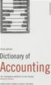 P Collin - Dictionary of Accounting