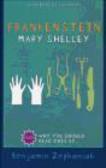 Mary Wollstonecraft Shelley,B Zephaniah - Frankenstein Introduced by Benjamin Zephaniah
