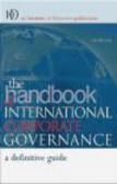 Kerrie Waring,Chris Pierce - Handbook of International Corporate Governance