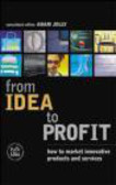 Adam Jolly - From Idea to Profit