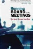 Patrick Dunne - Running Board Meetings