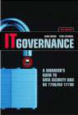Alan Calder,Steve Watkins - IT Governance