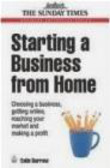 Colin Barrow,C Barrow - Starting a Business from Home