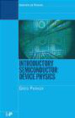 Greg Parker - Introductory Semiconductor Device Physics