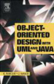Kenneth Barclay,John Savage - Object-Oriented Design with UML & Java