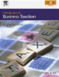Christopher Jones - Introduction to Business Taxation Finance Act 2004