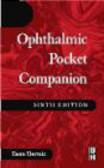 Dean Dornic,D Dornic - Ophthalmic Pocket Companion