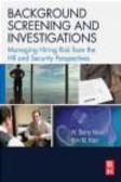 Kim Kerr,Barry Nixon,W Nixon - Background Screening and Investigations