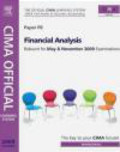 Catherine Gowthorpe,C Gowthorpe - CIMA Official Learning System Financial Analysis