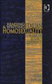 D Duncan - Reading and Writing Italian Homosexuality