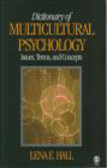 Lena E. Hall - Dictionary of Multicultural Psychology