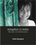 Vinita Bhargava,V Bhargava - Adoption in India