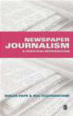 Susan Featherstone,Susan Pape,S Pape - Newspaper Journalism