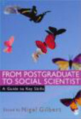 N Gilbert - From Postgraduate to Social Scientist