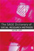 Victor Jupp - SAGE Dictionary of Social Research Methods