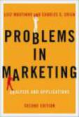 Charles Chien,Luiz Moutinho - Problems in Marketing