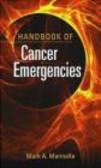 Mark Marinella,M Marinella - Handbook of Cancer Emergencies