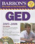 Samuel Brownstein,Murray Rockowitz,Max Peters - Barrons GED 2007-2008
