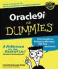 Carol McCullough-Dieter,C McCullough-Dieter - Oracle9iTM For Dummies