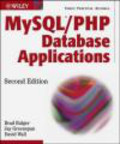 Jay Greenspan,David Wall,Brad Bulger - MySQL/PHP Database Applications