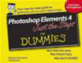 Barbara Obermeier,Ted Padova,B Obermeier - Photoshop Elements 4 Just the Steps for Dummies