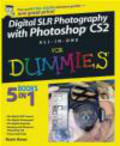 Kevin Ames,K Ames - Digital SLR Photography with Photoshop CS2 A-i-O for Dummies