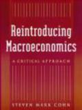 Steven Mark Cohn - Reintroducing Macroeconomics