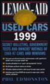 Phil Edmonston,Philip Edmonston - Lemon-Aid Used Cars 1999